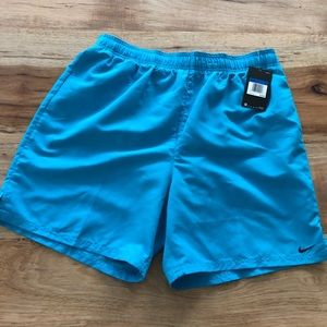 Other - Nike Men's swim trunk NWT